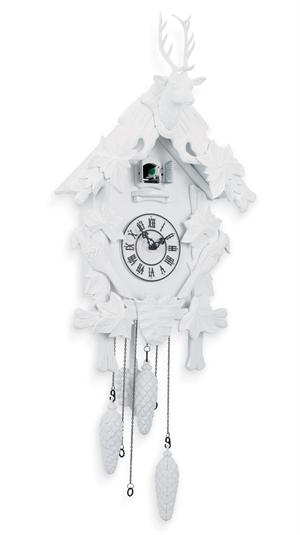Cuckoo Clock Blueprints